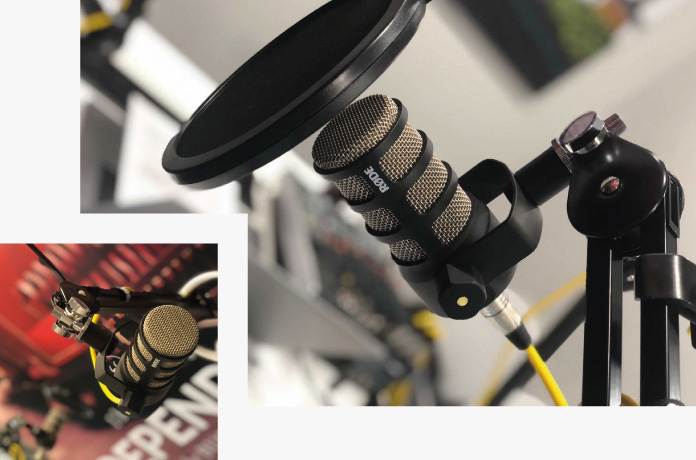 Hit Publish Podcast Mics by Hit Publish in Gloucester
