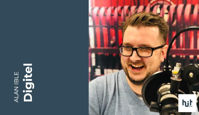 Alan Ible - Digitel on Hit Publish Podcast