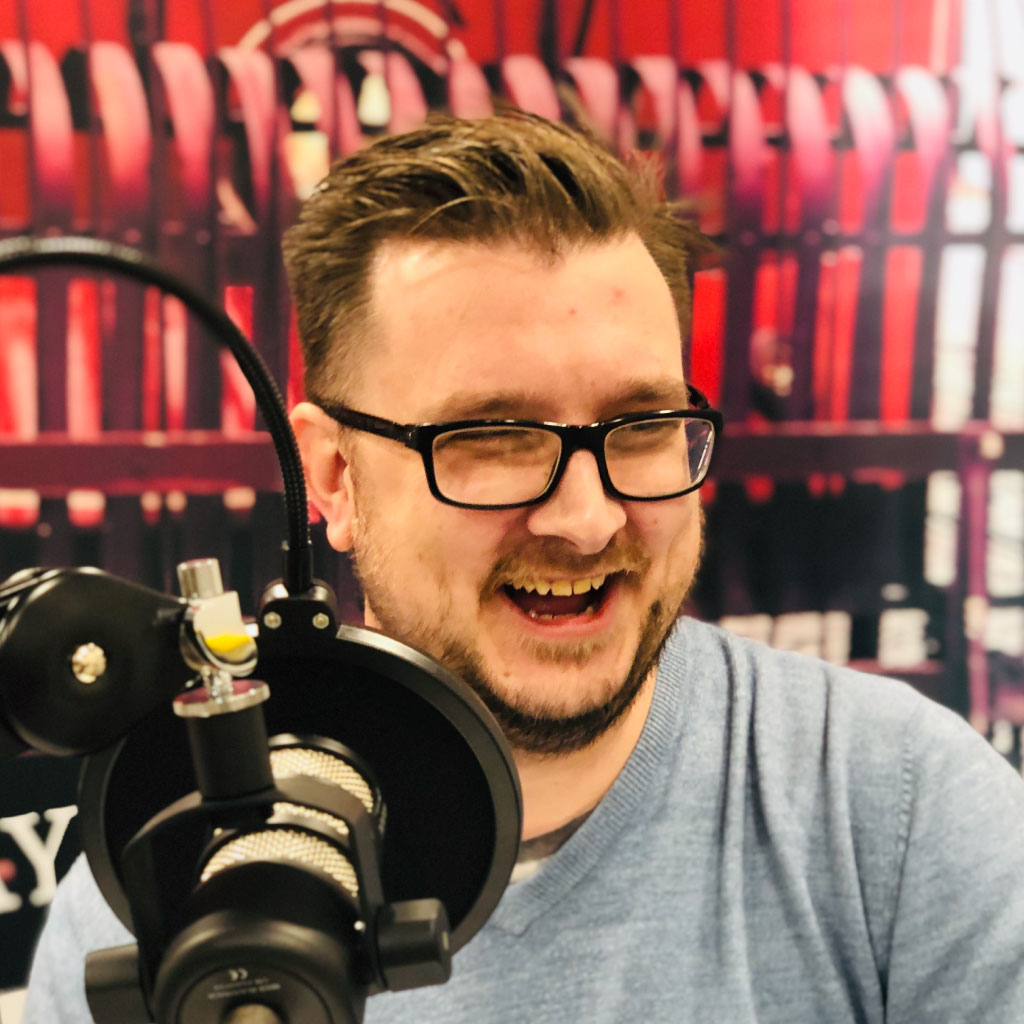 Alan from Digital on the Hit Publish Podcast by Nous Digital Gloucester