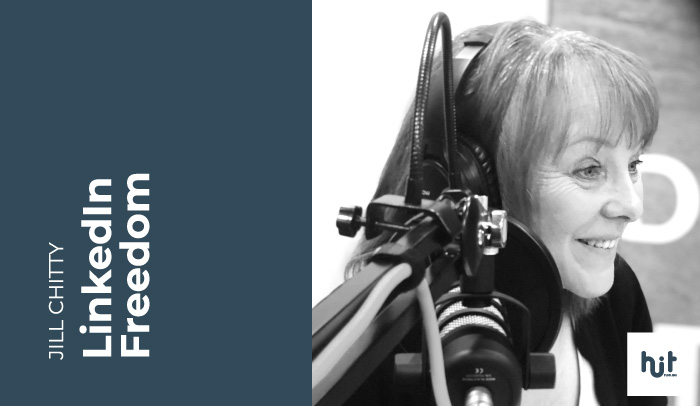 Jill Chitty from LinkedIn Freedom on the Hit Publish Podcast by Nous Digital in Gloucester