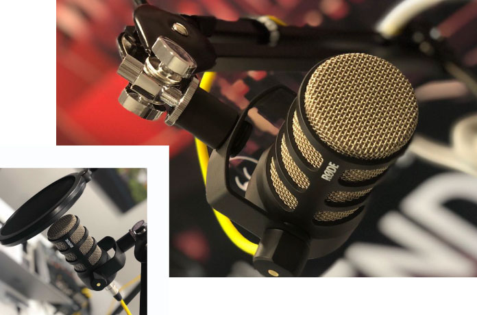 Hire a Podcast Studio Hit Publish Podcast in Gloucester